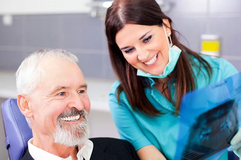 Implant Dentist in Pasadena