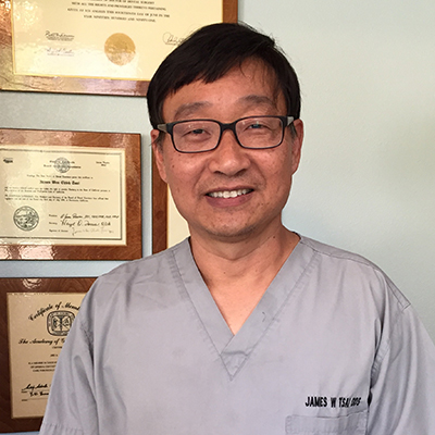 Dr. James W. Tsai, DDS
